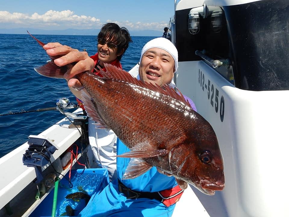 石花海大鯛