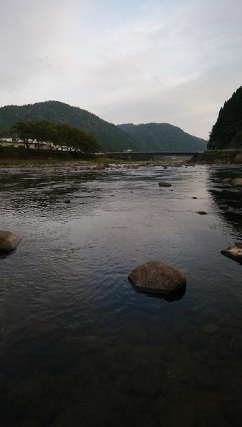 終盤鮎&サビキ釣り!!
