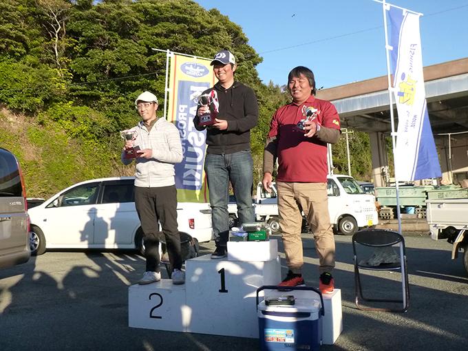 2017K-1カワハギGP 第1戦