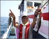 仲春の沖釣りターゲット(3地区担当・推奨)