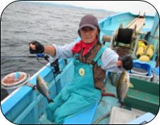 沖釣り最前線画像