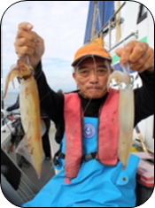2019年11月の船釣りターゲット 船長さん・漁師さんに直接お聞きしました!!