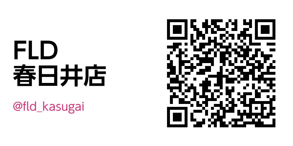 FLD春日井店Instagramアカウント