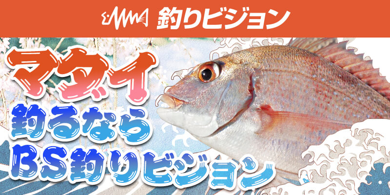 BS釣りビジョン 新番組