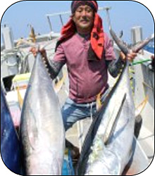 2019年9月の船釣りターゲット 船長さん・漁師さんに直接お聞きしました!!