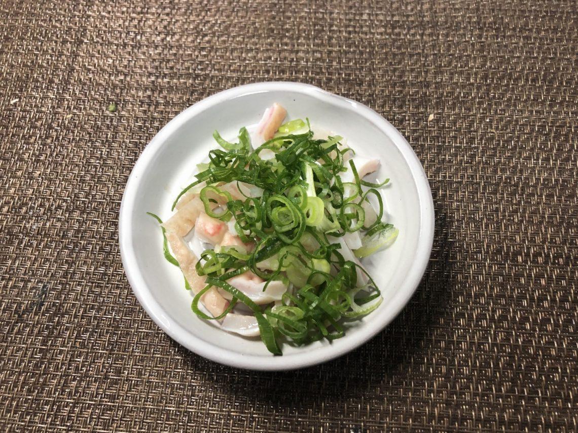 甘鯛昆布〆炙り (2)