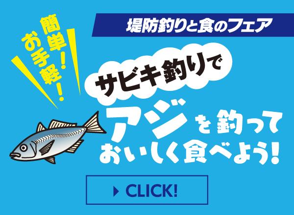 サビキ釣りでアジを釣っておいしく食べよう!